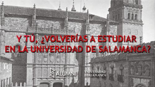 De por vida · Alumni – USAL