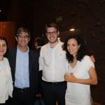 Encuentro Anual Alumni - USAL en Madrid. Cóctel.