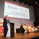 Encuentro Anual Alumni - USAL en Madrid. Intervención de Alberto Alonso Regalado.