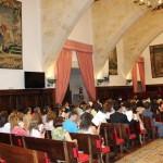 Acto académico del Encuentro de Plata