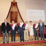 Homenaje a los socios con más de 50 años en Alumni - USAL durante el acto académico del Encuentro de Titanio, Oro y Diamante