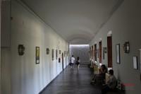Interior de la Facultad de Matemáticas, Universidad de Salamanca