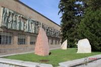 Exterior de la Facultad de Ciencias Químicas, Universidad de Salamanca