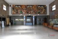 Interior de la Facultad de Ciencias Químicas, Universidad de Salamanca