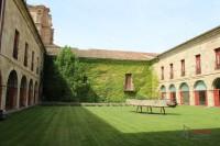Patio Interior del Colegio de Fonseca, antigua Facultad de Medicina