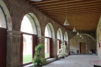 Interior del Colegio Fonseca, antigua Facultad de Medicina