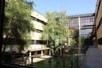 Patio Interior de la Facultad de Derecho de la Universidad de Salamanca