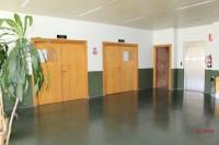Interior de la Facultad de Biología de la Universidad de Salamanca