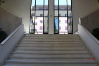 Entrada a la escuela de Enfermería y Fisioterapia Universidad de Salamanca