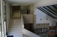 Interior de la escuela de Enfermería y Fisioterapia Universidad de Salamanca