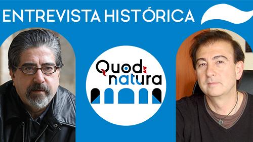 Luis García Jambrina y Javier Gómez Vila