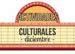 Actividades Culturales Diciembre