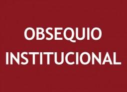 obsequio institucional