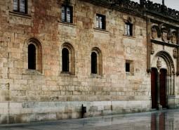 Universidad patio escuelas