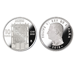 La real casa de la moneda emite la moneda conmemorativa - Casa de la moneda empleo ...